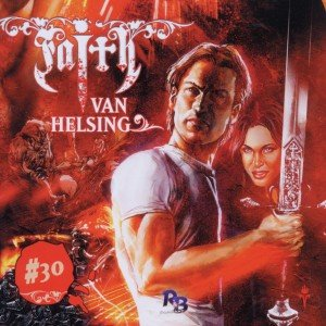 Faith -The Van Helsing Chronicles - Das Herz der schwarzen Sonne, 1 Audio-CD