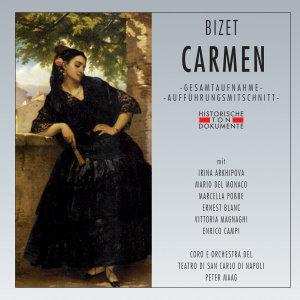 Coro E Orchestra Del Teatro Di San Carlo Di Napoli: Carmen