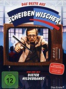 Das Beste aus Scheibenwischer, 3 DVDs
