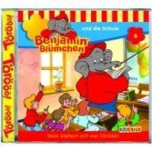 Benjamin Blümchen und die Schule, 1 Audio-CD