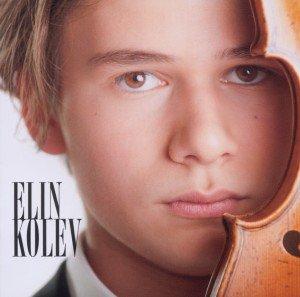 Elin Kolev, 1 Audio-CD