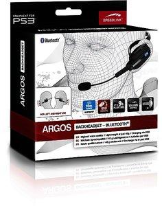 ARGOS Backheadset - Bluetooth - für PS3, schwarz