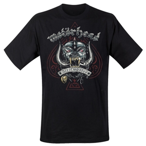 Ace Of Spades (T-Shirt,Schwarz,Größe M)