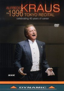 Alfredo Kraus: Das Tokyo-Recital 1996