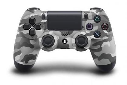 PlayStation 4 - Dualshock 4 Wireless Controller - Urban Camoufla