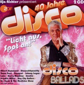 Various: Iljas disco: Best Ballads