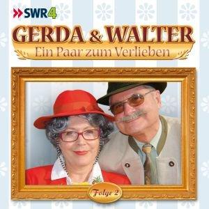 Gerda & Walter, 1 Audio-CD. Folge.2