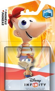 Disney INFINITY - Figur Single Pack - Phineas