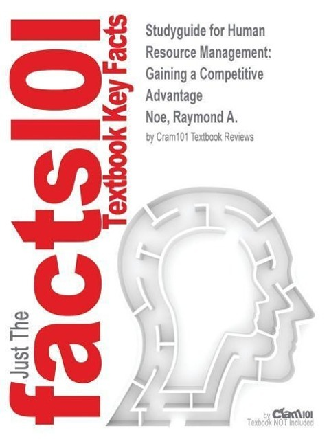 Studyguide for Human Resource Management: Gaining a Competitive