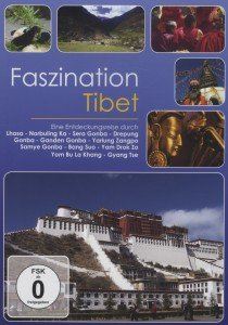 Faszination Tibet, 1 DVD