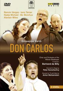 De Billy/Miles/Vargas/Shovhus: Don Carlos