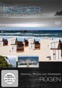 Usedom, Rügen und Hiddensee, 1 DVD