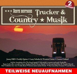 Various: Beste Deutsche Trucker & Country Musik