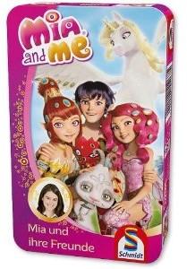 Mia & Me, Und Ihre Freunde, Bring-Mich-Mit Spiel in der Metalldo