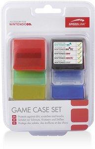 GAME CASE Set - für 3DS & DS Games (multicolor)