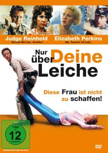 Nur über Deine Leiche (DVD)