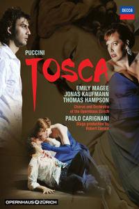Tosca, 1 DVD