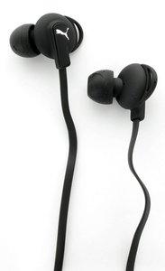 Puma Bulldogs Headset In-Ear + Mic, schwarz