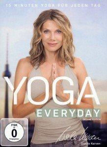 Yoga Everyday, 1 DVD + Audio-CD (Deluxe Edition)