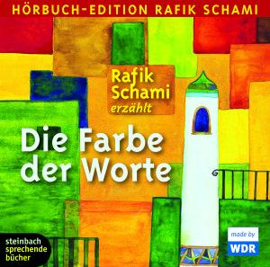 Die Farbe der Worte, 2 Audio-CDs