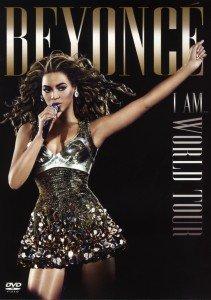 I AM ... World Tour, 1 DVD