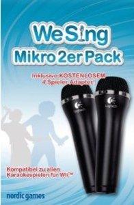 We Sing Mikrofon Bundle (2er Pack) + USB Hub