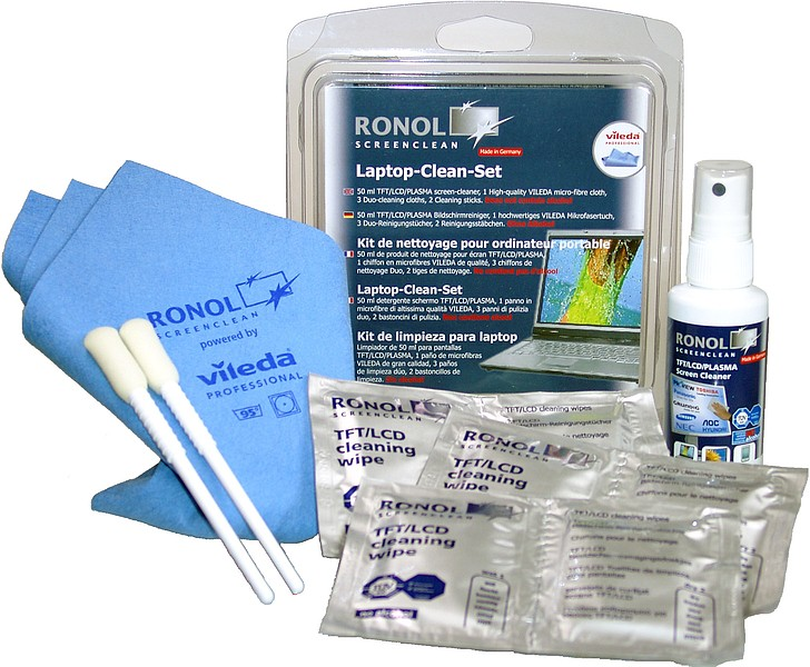RONOL Laptop-Clean-Set