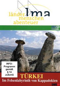 Türkei-Im Felsenlabyrinth von Kappadok