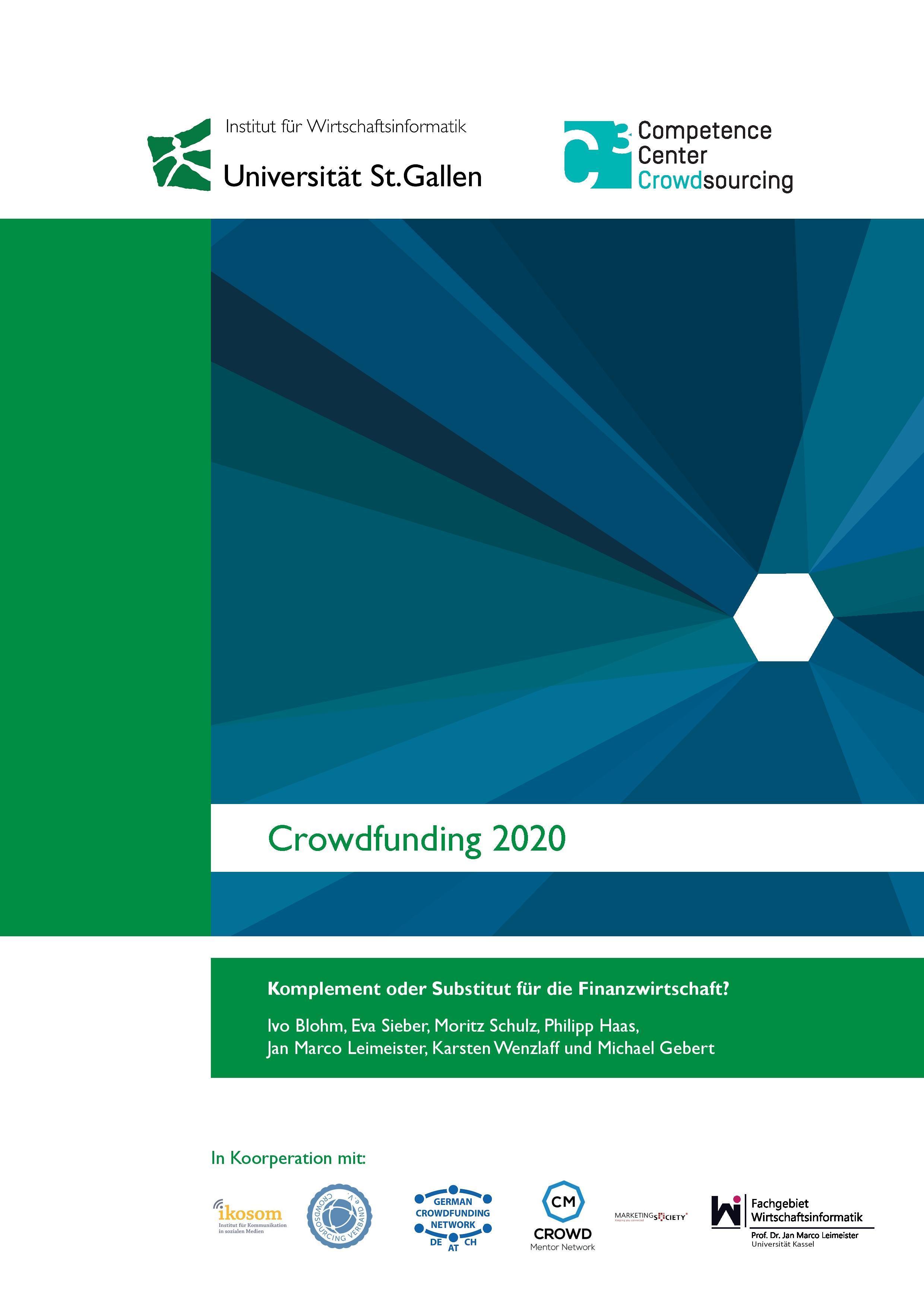 Crowdfunding 2020