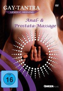 Gay-Tantra - Anal- & Prostata-Massage, 1 DVD