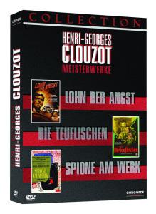 Henri-Georges Clouzot Collection (DVD)