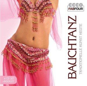 Bauchtanz - Traditionelle Kunst Heute, 4 Audio-CDs