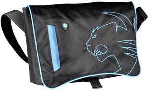 ROCCAT Into Street-Proof Messenger Bag 43,94 cm (17,3) Notebook-Tasche, schwarz
