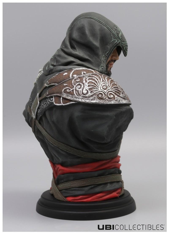 Assassins Creed Revelations - Ezio Mentor Büste - Legacy Collect