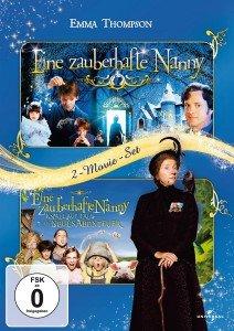 Eine zauberhafte Nanny & Eine zauberhafte Nanny - Knall auf Fall in ein neues Abenteuer