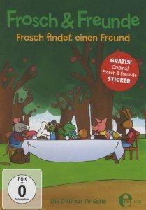 Frosch findet einen Freund, 1 DVD
