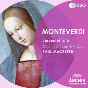 Vespers of 1610, 2 Audio-CDs