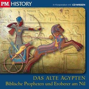 Biblische Propheten und Eroberer am Nil, 1 Audio-CD