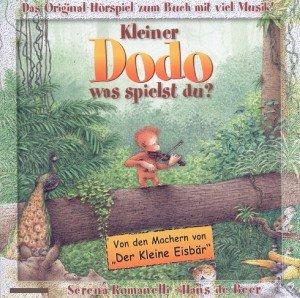 Kleiner Dodo - Was spielst du?, 1 Audio-CD