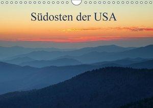 Südosten der USA (Wandkalender 2016 DIN A4 quer)