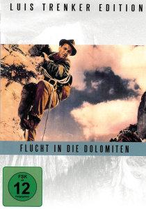 Flucht in die Dolomiten, 1 DVD