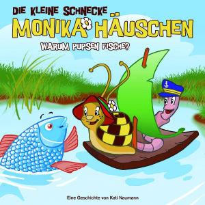 Warum pupsen Fische?, 1 Audio-CD