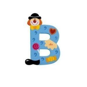 Sevi 81738 - Buchstabe: Clown B