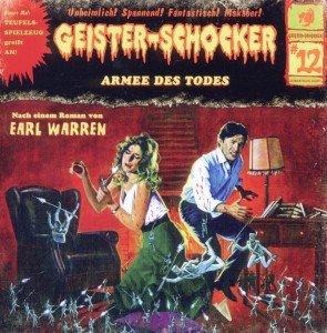 Geister-Schocker - Armee des Todes, 1 Audio-CD