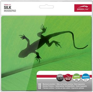 Speedlink SILK Mousepad, Gecko