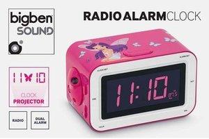 Radiowecker RR30, RADIO ALARMCLOCK - Fairy II
