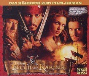 Pirates Of The Caribbean - Fluch Der Karibik, 6 Audio-CDs. Vol.1