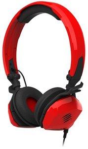 Mad Catz F.R.E.Q. M Mobile Stereo Headset, Kopfhörer, rot