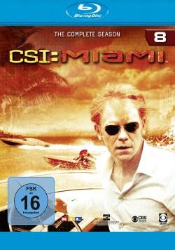 CSI: Miami-Season 8 BD