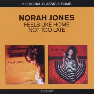Jones, N: 2in1 (Feels Like Home/Not Too Late)